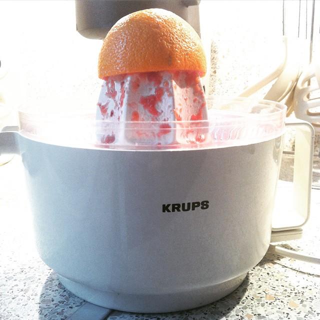 Vintage 80´/90´ KRUPS juicer made in Deutschland design intemporel #krups